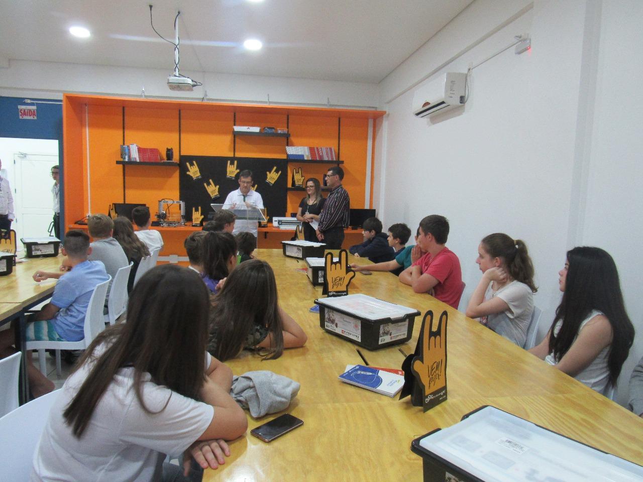 Rede de educação firma parceria com Sesi para oferta de ensino diferenciado