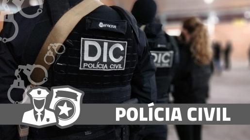 Polícia Civil de São José do Cedro deflagra operação contra o tráfico de drogas