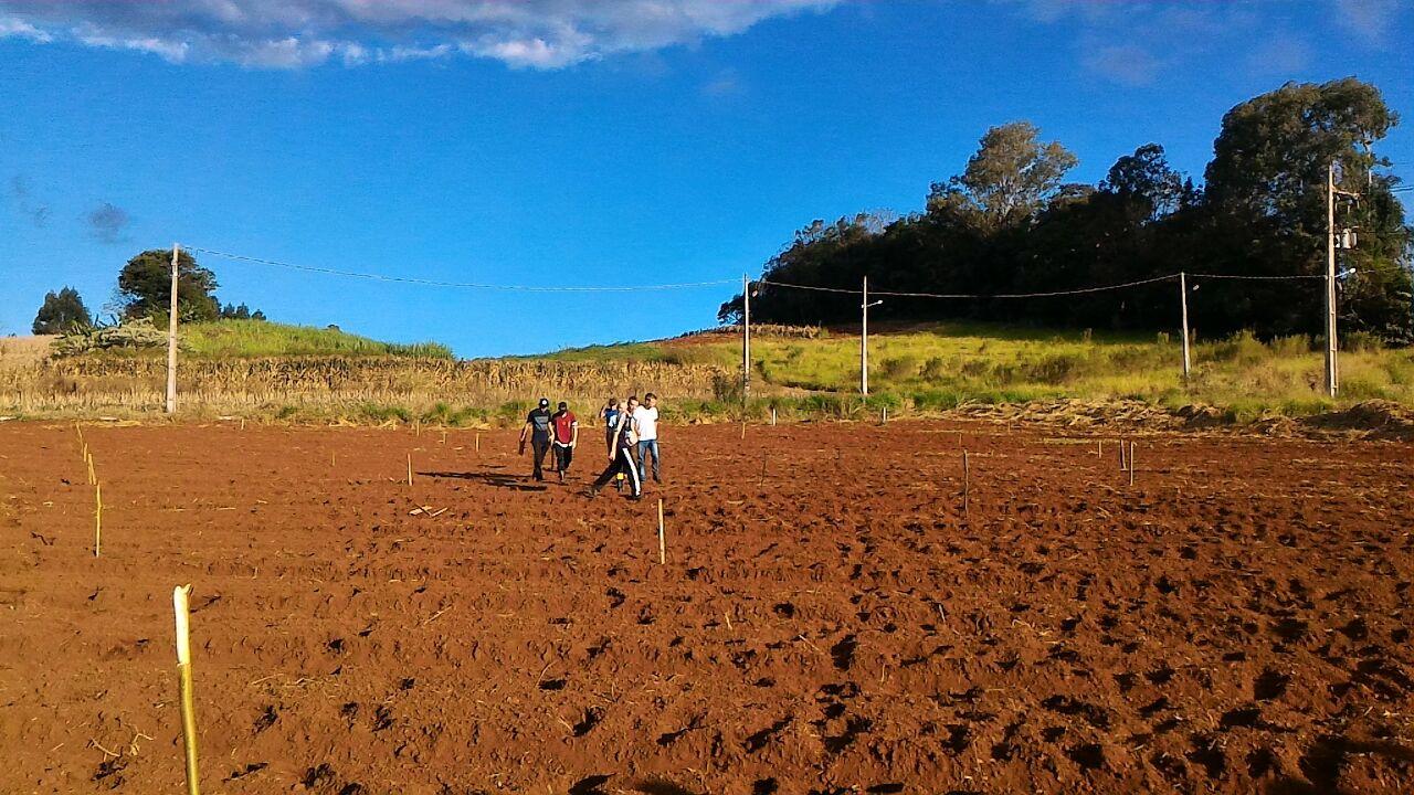 Casa Familiar Rural implanta projeto de cultivos experimentais com estudantes