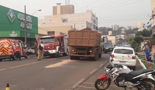 Motorista é preso após acidente que matou menino em Maravilha