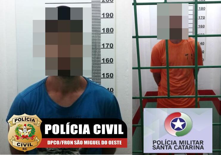 Investigado por furto e corrupção de menores é preso em São Miguel do Oeste