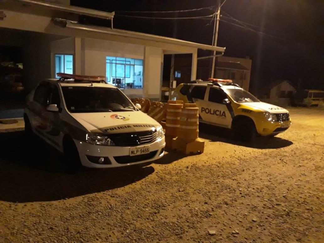 Polícia realiza Operação Acesso Seguro na SC-161