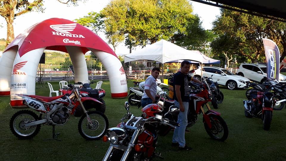 Motogóis inicia hoje em Itapiranga