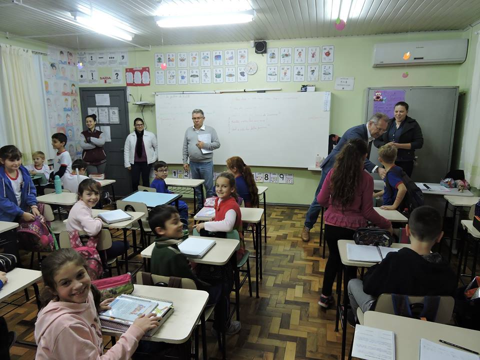 Recursos aplicados da Educação já ultrapassam os R$ 41 milhões