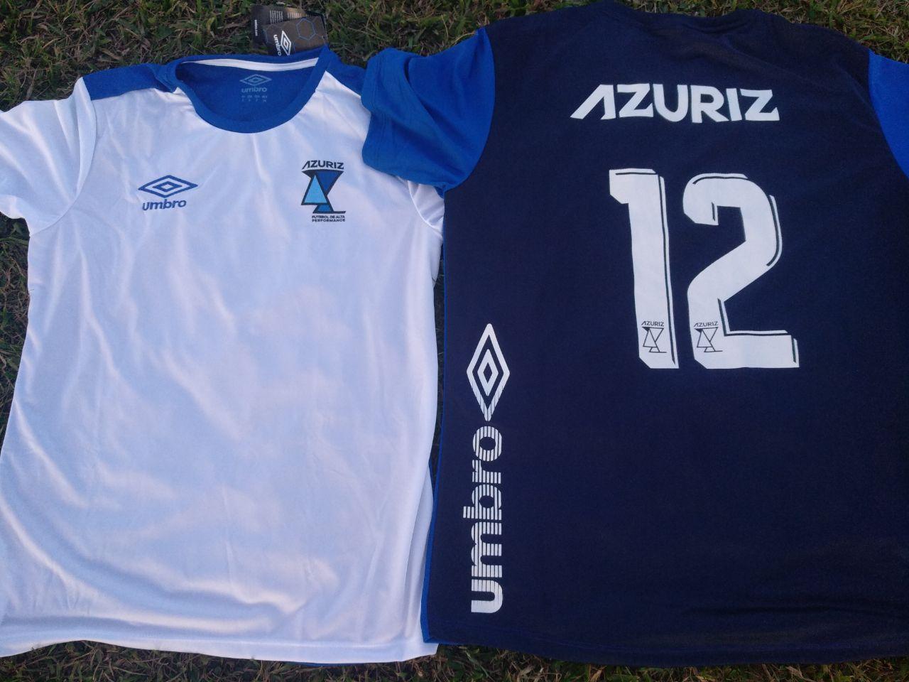 Azuriz joga em treino Amistoso pela primeira vez em casa