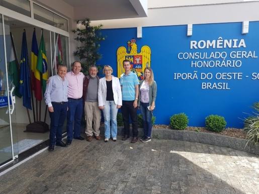 Comunidade Romena do Extremo Oeste irá promover intercâmbio com Bessarabianos da Alemanha