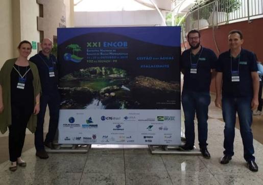 Diretor do Semae representa região em encontro nacional sobre meio ambiente e água