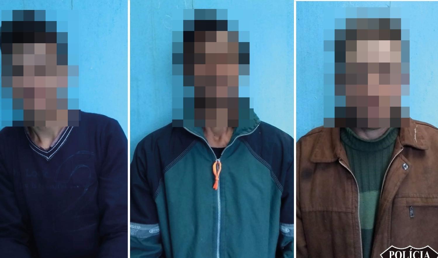 """Polícia Civil deflagra operação """"The end"""" e prende três condenados pela justiça"""