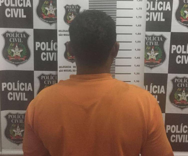 Homem condenado por violência doméstica é preso pela Polícia Civil