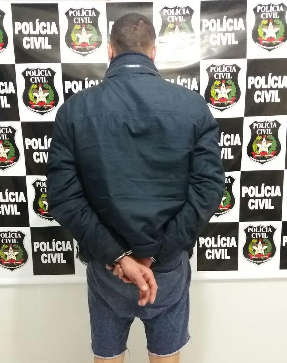 Suspeito de tráfico de drogas é detido em Guaraciaba