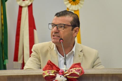 SMO: Vereador abre mão de disputar presidência da Câmara