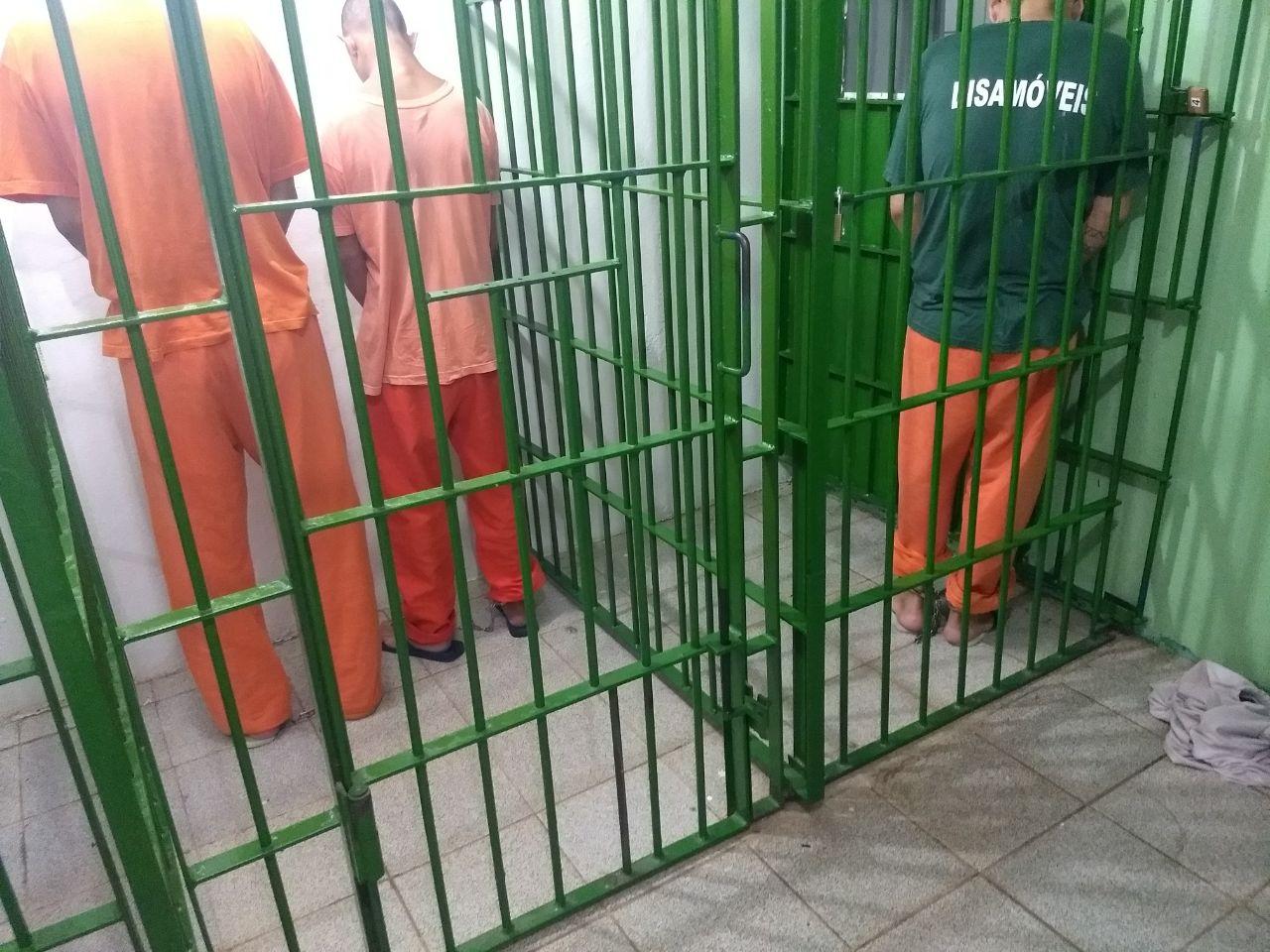 Unidade Prisional de São José do Cedro recebe reforma e ampliação
