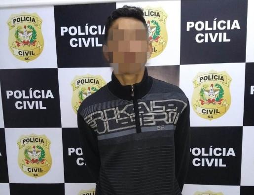 Polícias de Palmitos e Caibi recuperam bicicleta e carretinha furtadas e indiciam autores