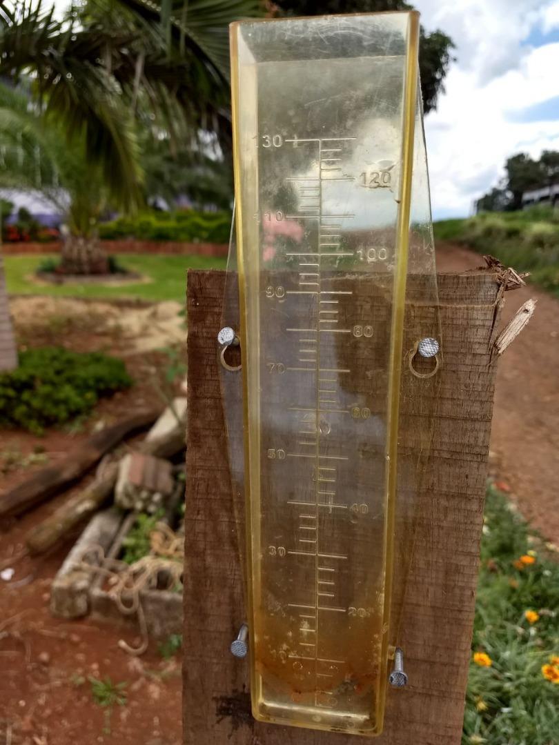 Precipitação de chuva no mês varia mais de 200 mm entre Itapiranga e Tunápolis