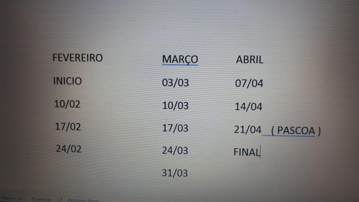 Campeonato Regional tem data de início confirmada
