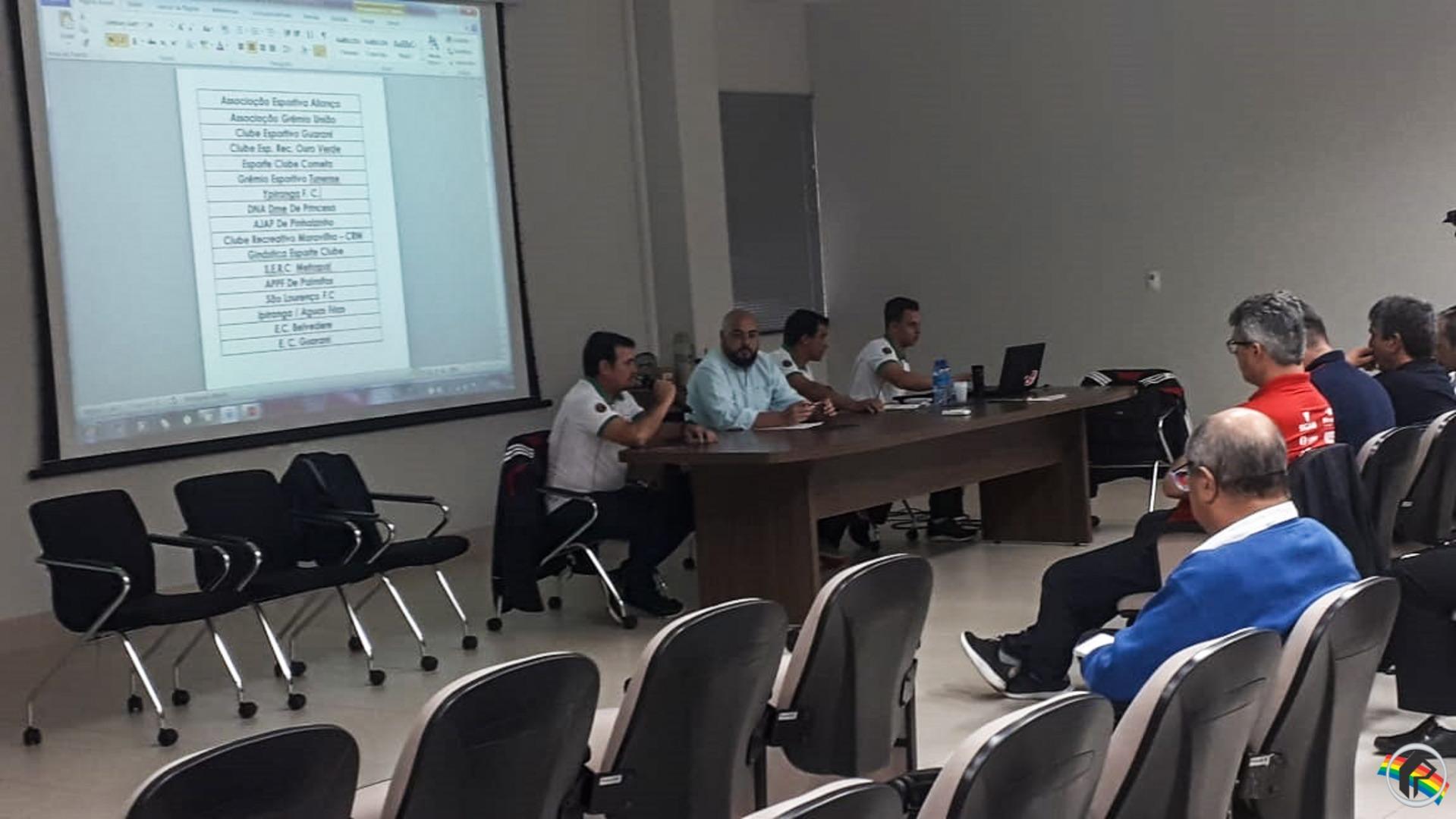 OUÇA; Estadual de Amadores 2019 fase Oeste inicia em maio
