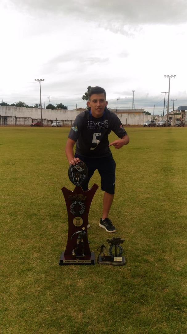 Bairro Mello é campeão do campeonato municipal