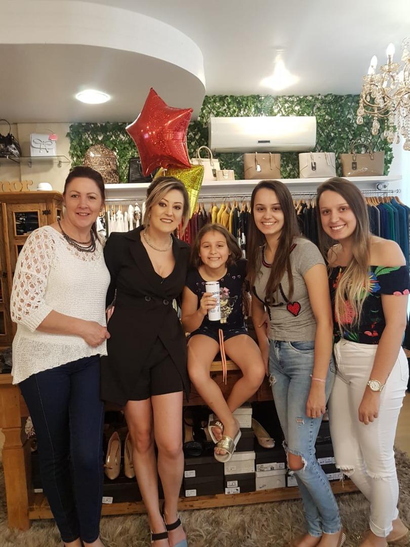 Loja Segredo de Mulher completa um ano em São Miguel do Oeste