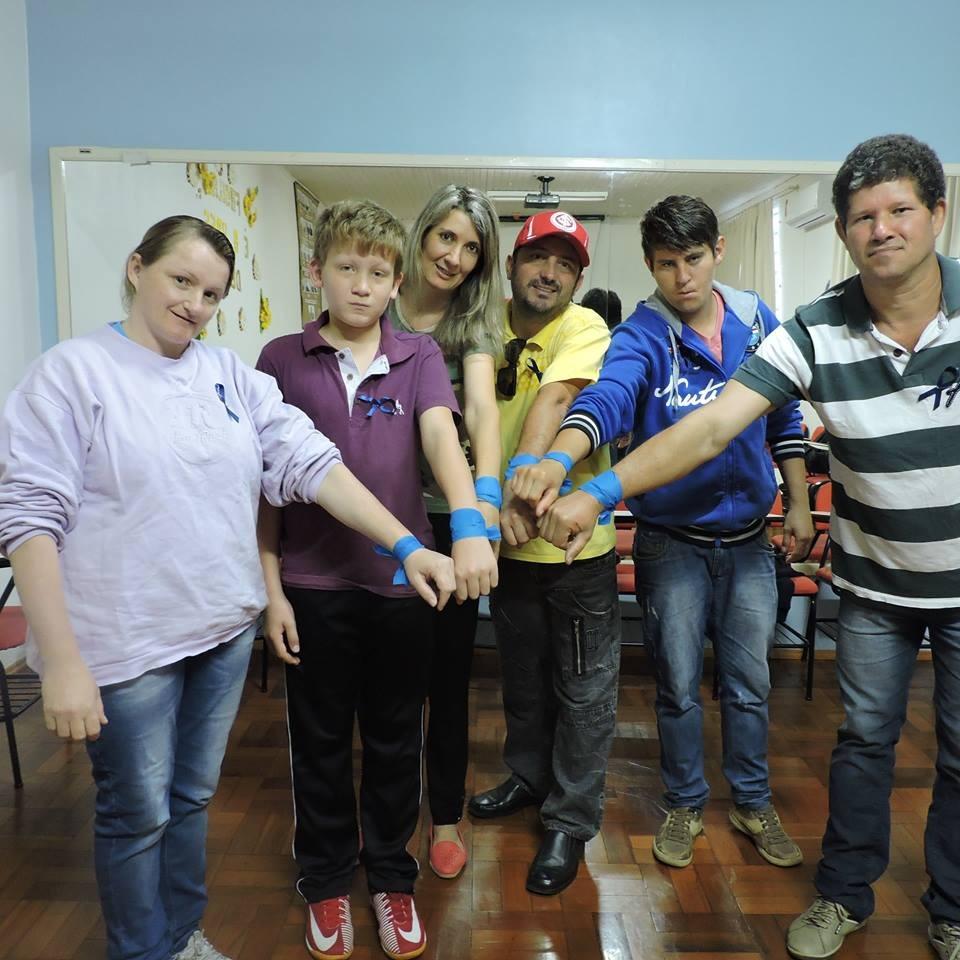 MOVIMENTO: Luta pelas deficiências acontece sábado no município