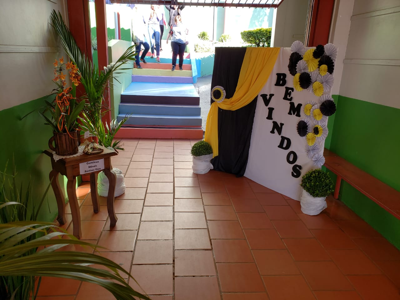 Escola Padre Vendelino Seidel promove 5º Café Literário