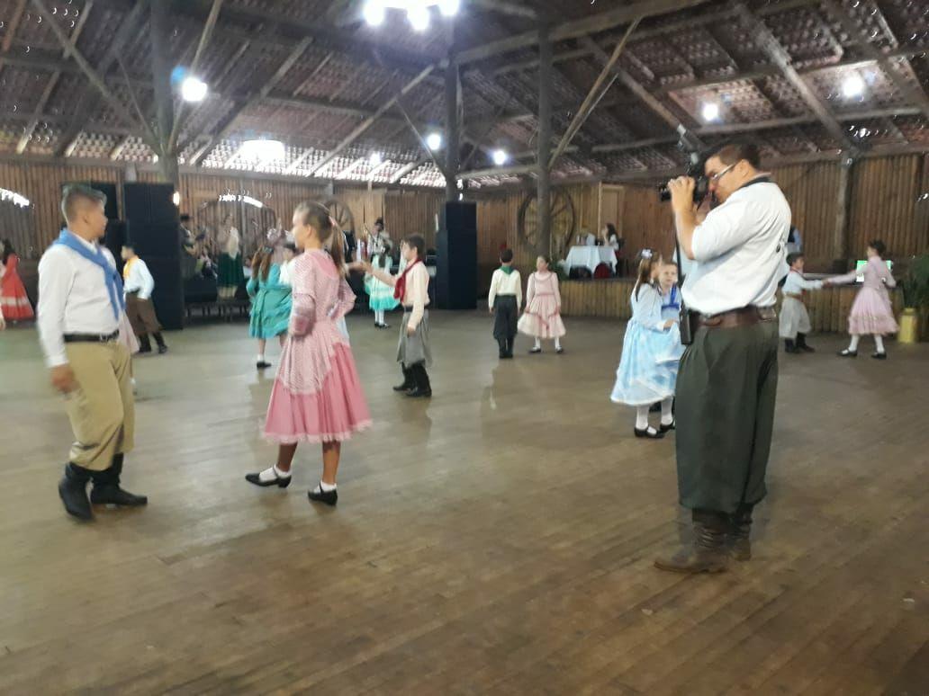 CTG Mate amargo participa da 1ª etapa do Festival Regional da Cultura Gaúcha