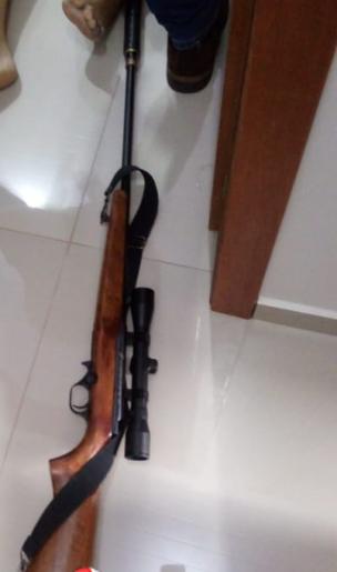 Mulher mata filha a tiros e comete suicídio em São Lourenço do Oeste