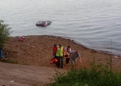 Motorista de veículo que caiu no Rio Uruguai foi preso