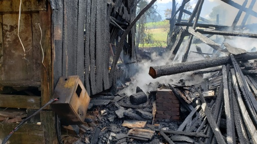 Bombeiros alertam para crescimento no número de incêndios na região