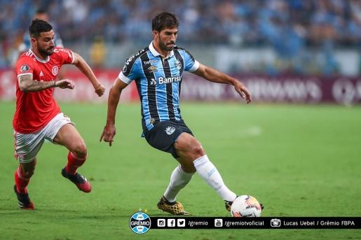 VÍDEO: Primeiro Grenal da Libertadores termina em 0 a 0 e com oito expulsões