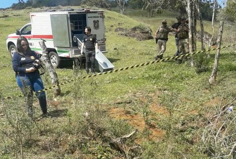 Foragido do presídio é morto a tiros após tentar assassinar família de agricultor