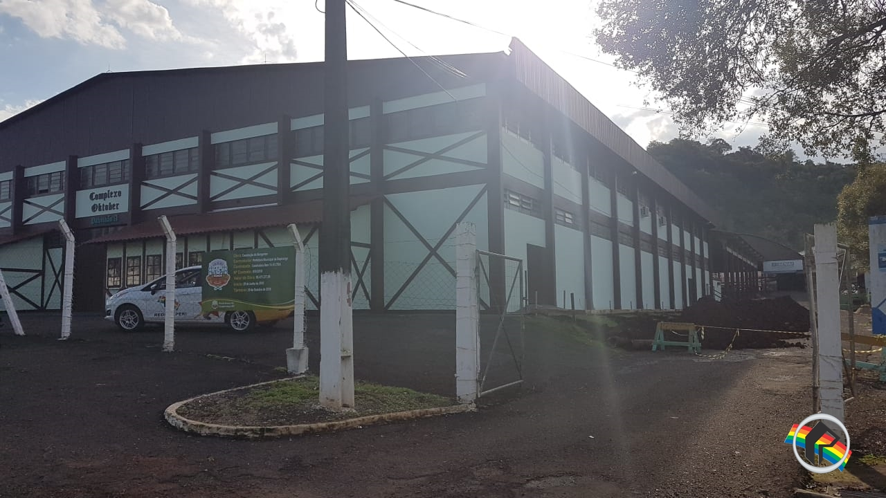 Biergarten em Itapiranga custará R$ 471 mil