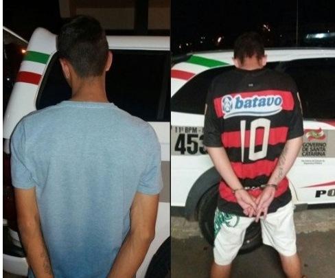 Homem é agredido e tem dinheiro roubado, polícia prende autores