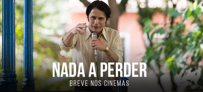 Cine Peperi começa em março a venda de ingressos para filme Nada a Perder