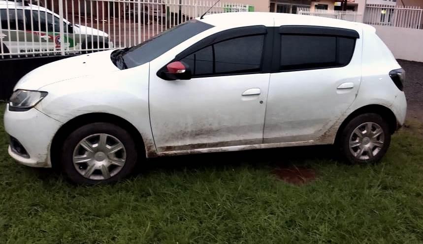 Ação conjunta das forças policiais resultam na recuperação de dois veículos furtados
