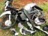 Rapaz sofre ferimentos graves ao colidir moto contra carro em Iporã do Oeste
