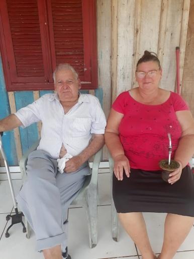Morre idoso de 102 anos em Romelândia