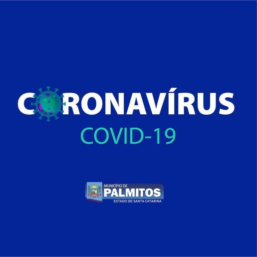 Palmitos aguarda resultado sobre suposta morte por coronavírus