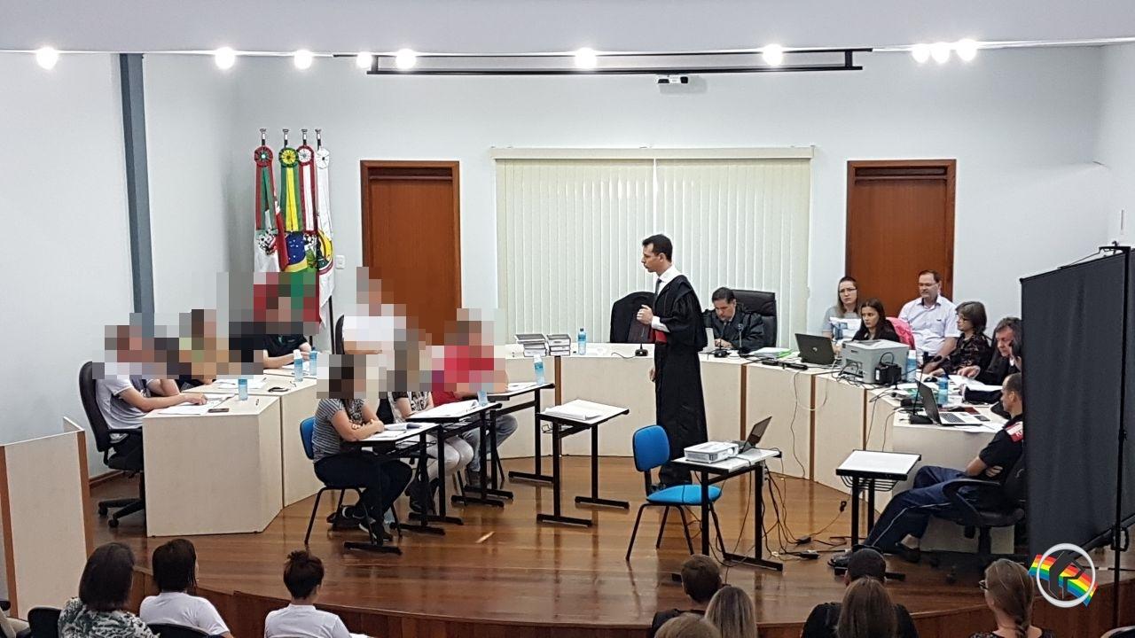 Agricultor acusado de feminicídio é julgado em Itapiranga