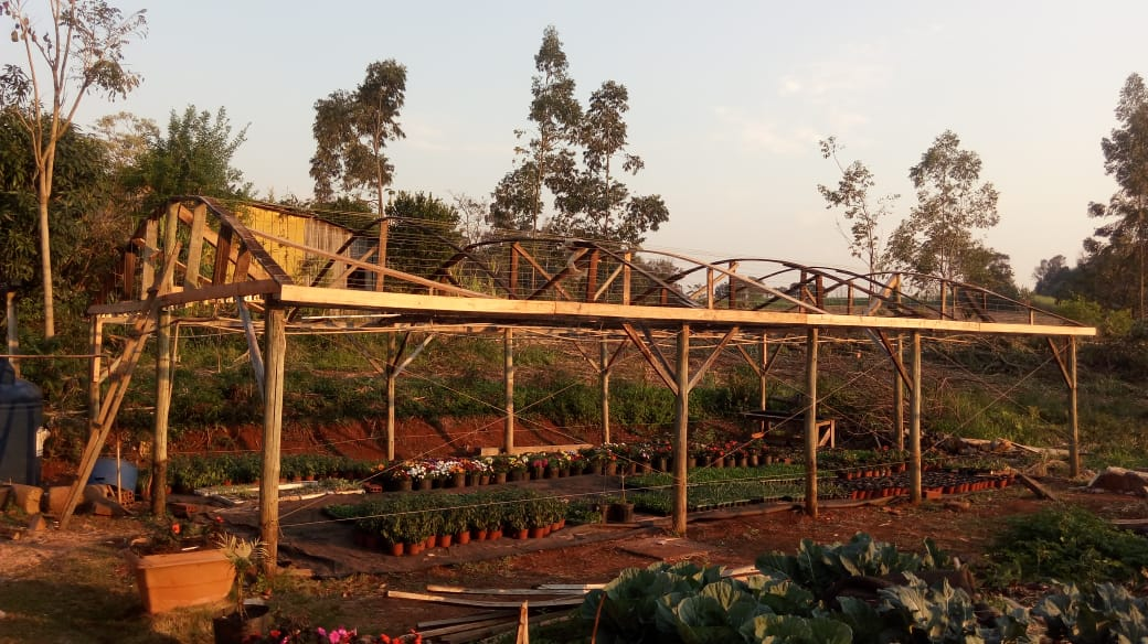 Casa Familiar Rural de Iporã do Oeste investe R$ 70 mil em reformas do educandário