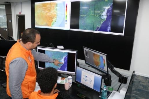 NOVO CICLONE: Fenômeno de menor intensidade deve atingir SC nos próximos dias