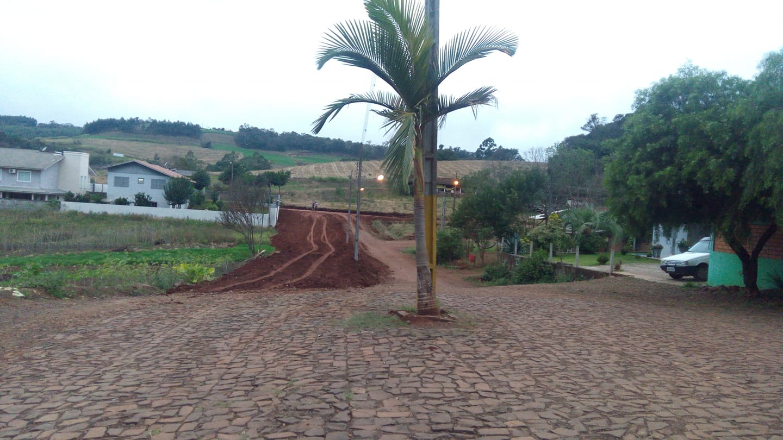 Prefeitura de Princesa fará investimento próprio em pavimentação de complemento de rua