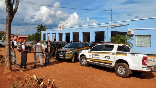 Morre quinto assaltante baleado em confronto com a Brigada Militar