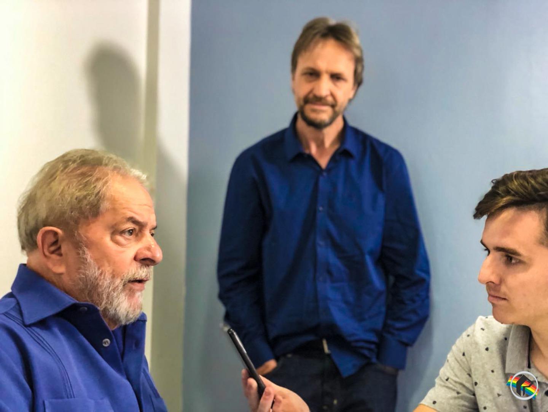 Peperi entrevista com exclusividade ex-presidente Lula