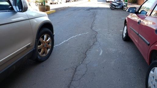 Mulher é vítima de atropelamento na avenida Gustavo Fetter