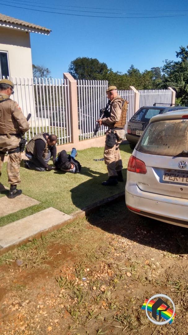 Ônibus de sacoleiros da região é assaltado no PR