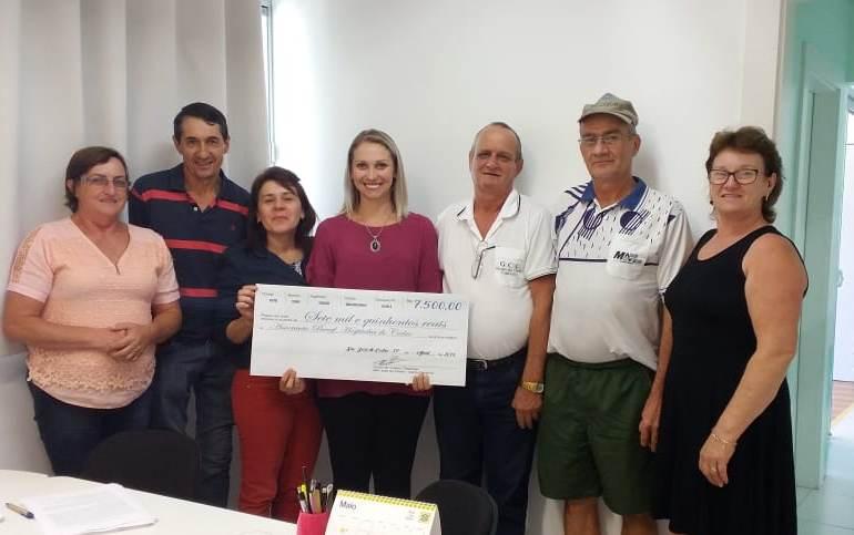 Grupo de Casais entrega recursos ao hospital de São José do Cedro
