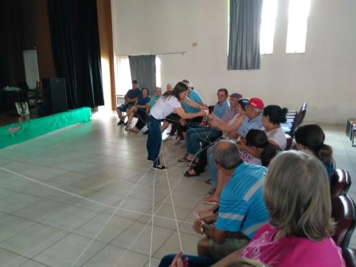 SESC Mulher participa de encontro do Núcleo de Apoio à pessoa com Câncer