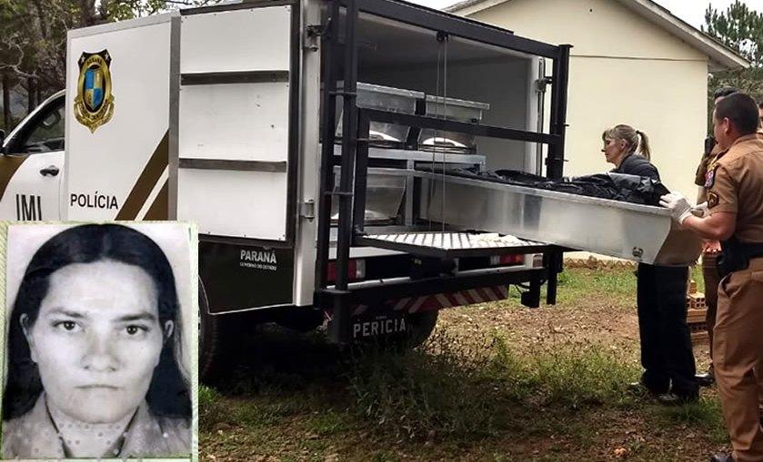 Idosa é morta com golpes de arma branca no interior de Barracão