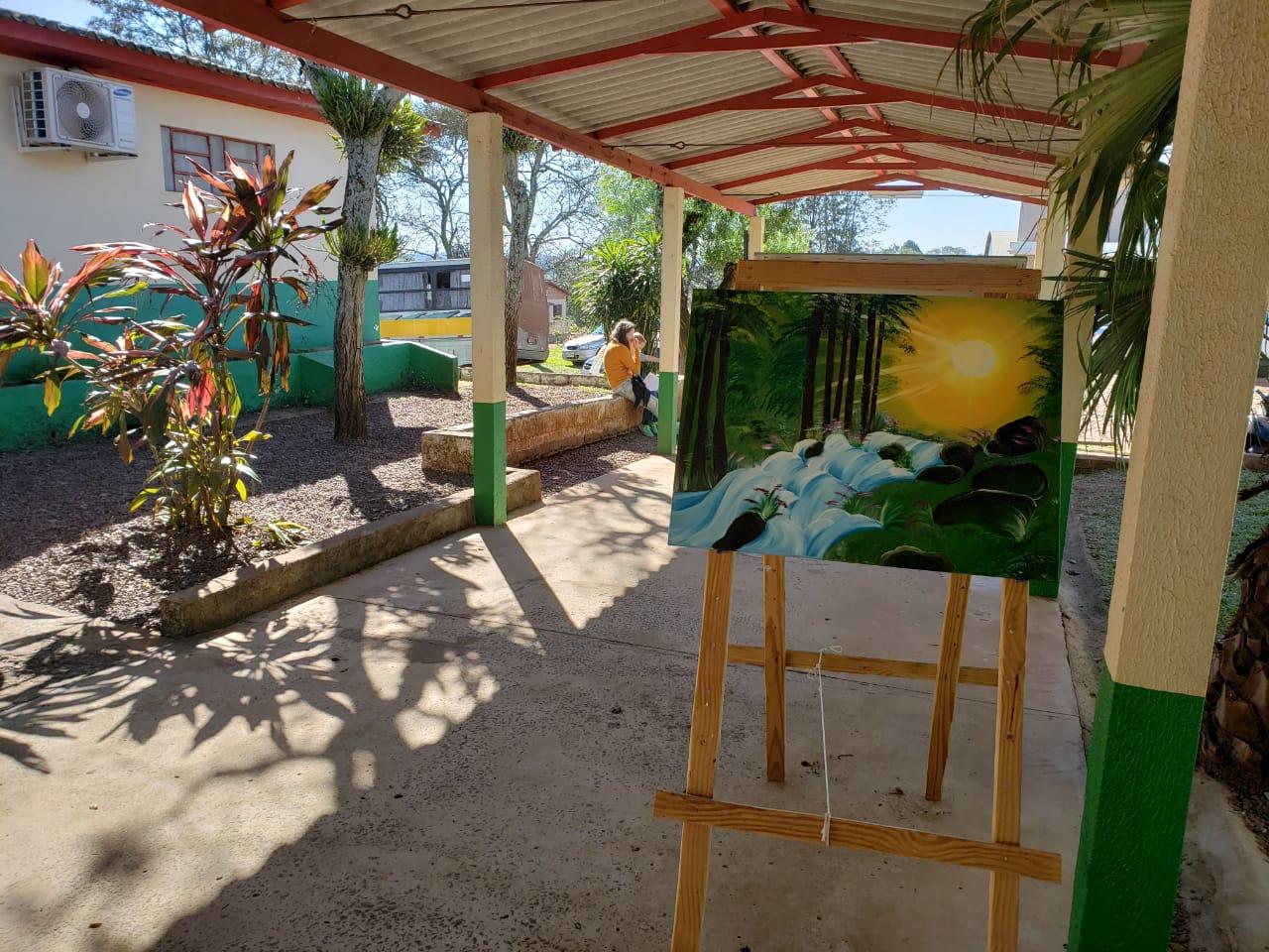 Escola de São Lourenço promove feira do conhecimento fase escolar