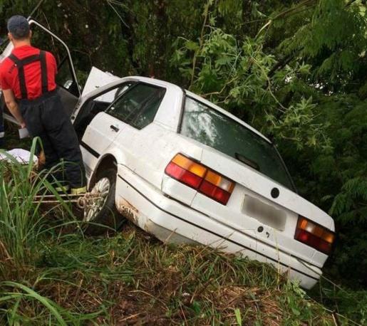 Homem morre em acidente em Quilombo